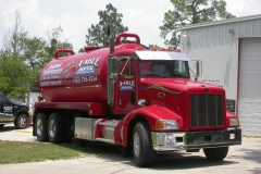 4-5000 GALLON TRUCKS