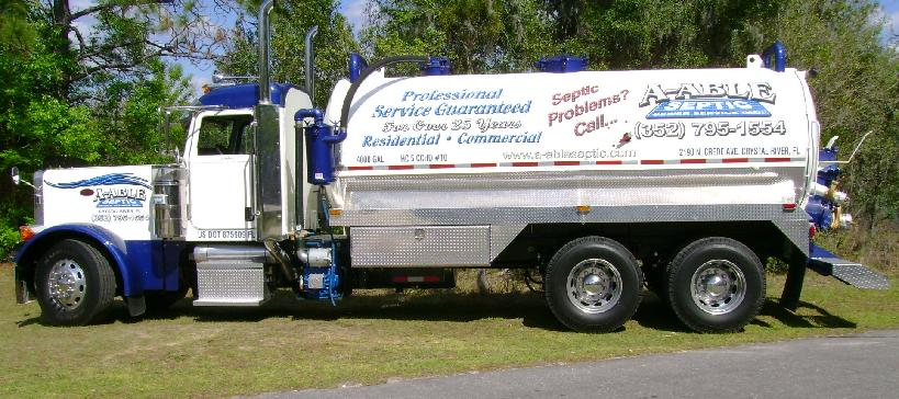 Grease Trap Problems? A-Able Septic