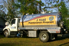 3-3000 GALLON TRUCKS