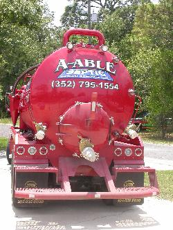 A-Able Septic Truck 5